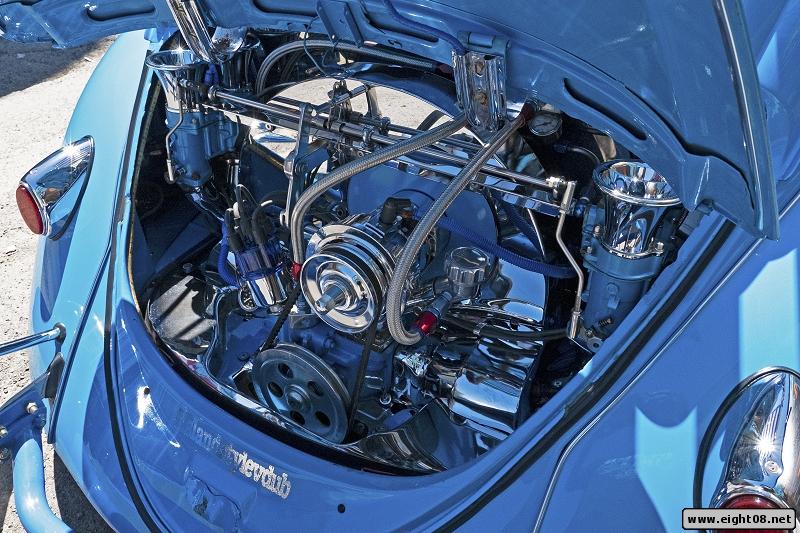 Eight08 net featured ride : Alfred Decierdo's 1964 Volkswagen Beetle